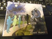The  Magic Train by Kenny Maines (CD 2013) NEW Country