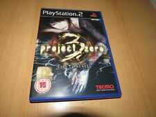 Project Zero 3: The Tormented PS2 pal