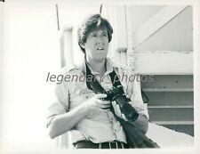 1979 Actor Edward Herrmann as Photographer Original News Service Photo