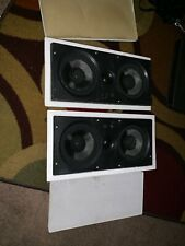 Pair Used Jamo In-Wall Speakers 515K3 Sold as a set