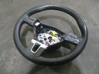 GENUINE 2012 VW GOLF TSI MK6 PETROL TRENDLINE 09~13 STEERING WHEEL