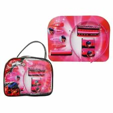 set accessori capelli Ladybug borsetta 20 pezzi KE8387 elastici cerchietto