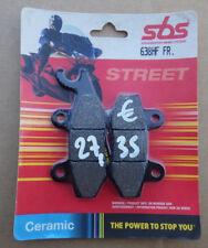 Plaquette Frein AV D - SBS 638HF - Yamaha XTZ 750 Super T 89/98