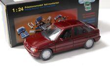 1:24 Schabak Ford Escort dark red NEW bei PREMIUM-MODELCARS
