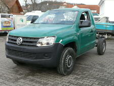 VW Amarok mit 4655Km Pickup 2,0TDI Unfall aus 2013