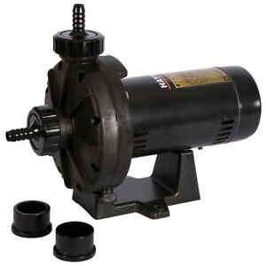 Hayward W36060 0.75 HP 115V 208V 230V Booster Pump for Inground Pool Cleaners