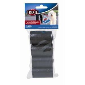 80 Stück Hundekotbeutel Kotbeutel für Hunde Größe M Trixie