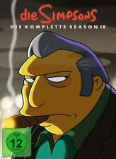 The Simpsons - Die komplette Season 18 [4 DVD's/NEU/OVP] 22 Episoden