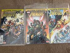 Marvel Avengers Ultron Forever 3 Issues (2015)
