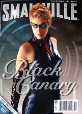 SMALLVILLE Official Magazine # 25 Direct BLACK CANARY