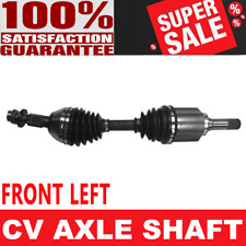 FRONT LEFT CV Axle Drive Shaft For CHEVROLET MALIBU 08-12 V6 3.6L 217cid 6 Speed