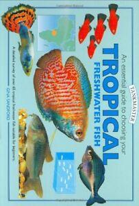Tankmaster Tropical Freshwater Fish by Sandford, Gina Hardback Book The Cheap
