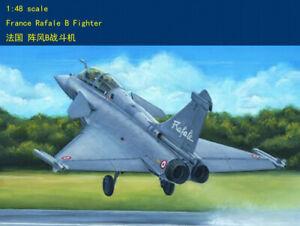 1:48 Hobby Boss 80317 France Rafale B Fighter model kit Collection + Gift