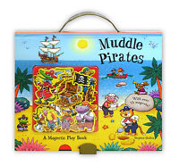 Muddle Pirates by Stephen Gulbis (Big book) Incredible Value and Free Shipping!