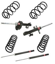 NEW Volvo V50 FWD 05-11 KYB Excel-G Struts & Shocks + Lesjofors Coil Springs KIT