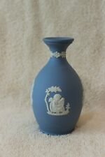 Vintage Wedgwood Jasperware Light Blue Vase