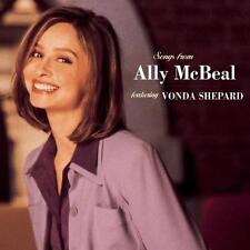 Songs From ALLY McBEAL featuring Vonda Shepard (CD 1998) EXC TV Soundtrack