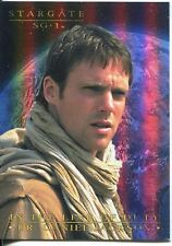 Stargate SG1 Season 7 In The Line Of Duty Dr. Jackson Chase Card DJ3