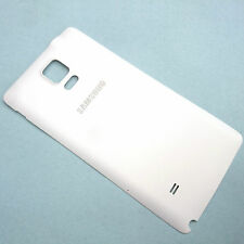 Genuine Samsung Galaxy Note 4 N910 rear battery cover White back housing Grade A