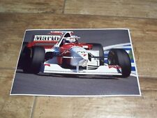 Photo / Photograph  Mark Blundell McLAREN Mercedes 1995 //