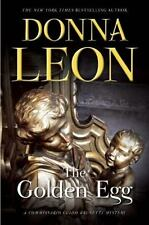 The Golden Egg by Donna Leon (hardcover)
