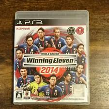 PS3 Winning eleven 2014  65913  Japanese ver from Japan