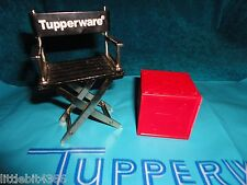 VINTAGE TUPPERWARE TUPPER TOY BUSY BLOCKS REPLACEMENT RED LETTER J FOR JEEP