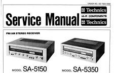 Technics SA-5350 SA-5360 SA-5370 Lautsprecher Relais Speaker Relay