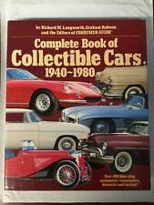 Complete Book of Collectible Cars by Outlet Book Company Staff (1984, Hardcover)