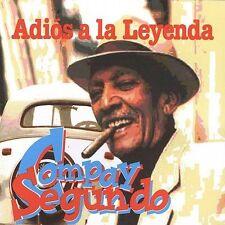 Compay Segundo : Adios a La Leyenda CD