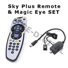 SET - Sky Plus Remote Control & Magic Eye Set - Low cost Kit - Sky+ Rev 9 RCU