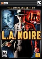 L.A. Noire Complete Edition Region Free PC KEY (Steam)