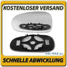 spiegelglas für AUDI TT 1998-2006 links asphärisch beheizbar fahrerseite