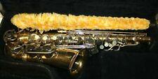 Selmer AS300 Saxophon Gold Ohne Mundstück und S Bogen mit  Koffer
