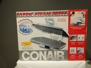 Boxed Con-Air Ironing and Fabric Steam Press New Open Box