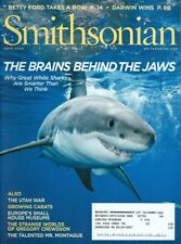 2008 Smithsonian Magazine: Great White Sharks/The Utah War/Gregory Crewdson