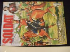 ** Revue Soldat n°4 La Garde Impériale , les troupes à cheval