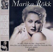 MARIKA RÖKK : MUSIK MUSIK MUSIK / CD - TOP-ZUSTAND