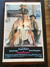 Hannie Caulder - Original One Sheet 27 x 41 Folded Movie Poster, Raquel Welch
