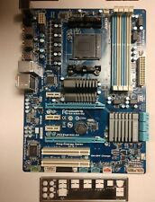 GIGABYTE GA-970A-D3 AMD AM3+ DDR3 ATX Motherboard with I/O Plate Fully Tested