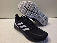 Adidas Men's Running Shoes Energy Falcon Size 8.5 Training Black/white New