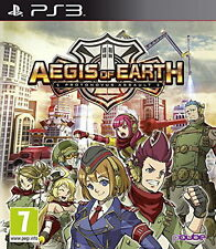 Aegis Of Earth: Protonovus Assault (Sony PlayStation 3, 2016)