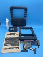 Two Performance Nintendo Cleaning Kit NES Entertainment System & Manual One Box