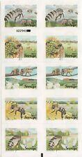 Block self adhesive Sweden 2013 MNH  Honey Bees