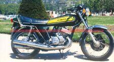 KAWASAKI 500 H1 Mach III 3 Fiche Moto #004157
