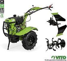VITO 12PS Diesel E-Starter Einachsschlepper Motorhacke Direktantrieb