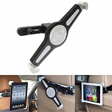 Case Army Universal Tablet Headrest Grip Cradle Car Mount 360 for iPAd & Tablet