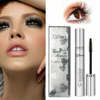 Qi BEST LASH POWER PREMIUM WATERPROOF 3D NATURAL FIBER LASH LONG CURLING MASCARA