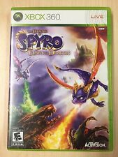 XBox 360 Legend of Spyro Dawn of the Dragon Game CIB NM