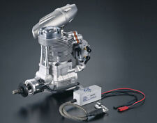 New OS O.S. GF40 GF 40 40cc 4 Four Stroke Gas RC Engine With Muffler OSMG0800